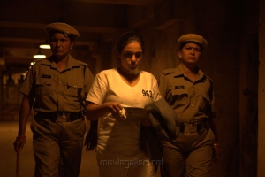 Nithya Menen in Nithya Menen in Ghatana Movie Latest Stills