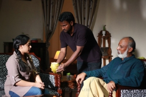 Nithya Menen in Ghatana Movie Latest Stills