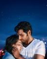 Nithya Menon, Krish J. Sathaar in Ghatana Telugu Movie Stills
