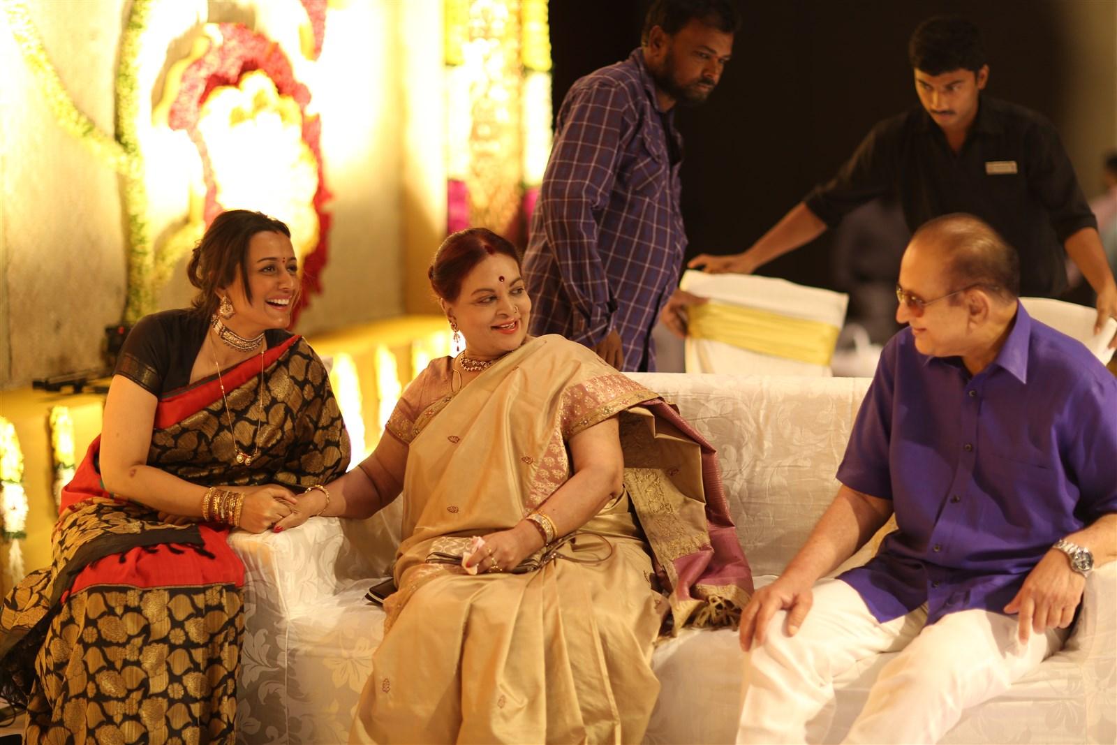 Krishna S Nephew S Engagement Mahesh Babu Balakrishna
