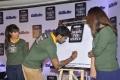 Jwala Gutta, Sandeep Kishan, Chitrangada Singh launches Gillette Soldier for Women Photos