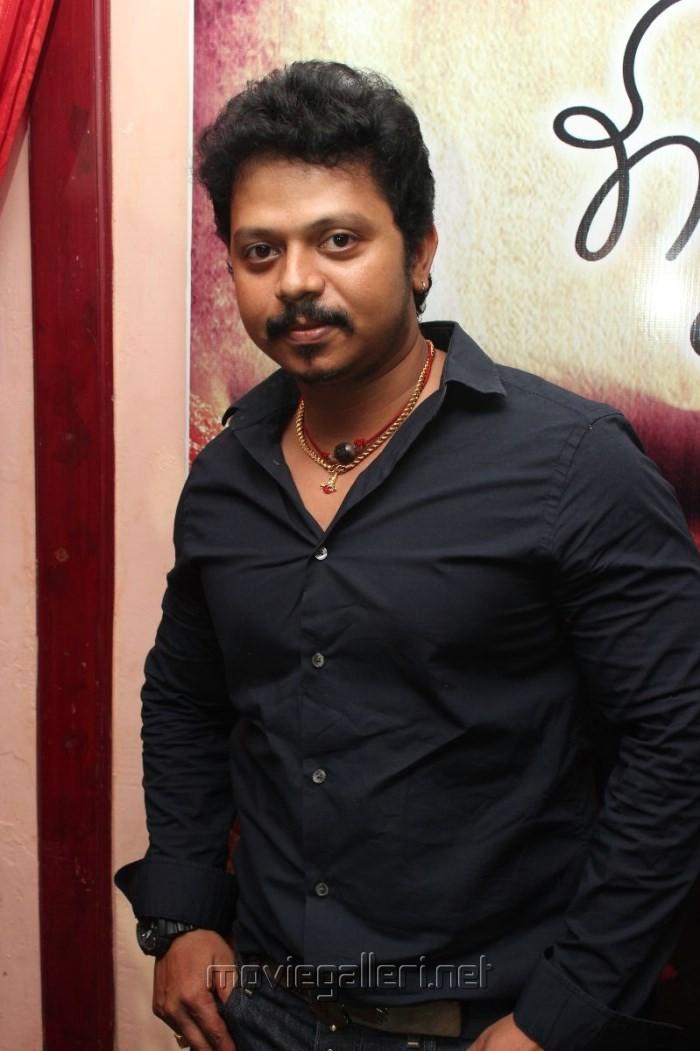 Dance Master Sridhar at Gnana Kirukkan Movie Press Meet Photos