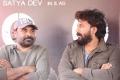 Gopi Ganesh, Satya Dev @ Godse Movie Press Meet Stills