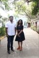 Ramkumar, Dhanusha @ Goko Mako Movie Pooja Stills