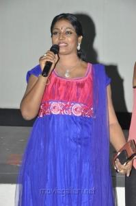 Jayavani at Gola Seenu Team at Usha Mayuri Theatre Photos