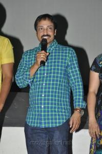 Director Raj Kandukuri's Gola Seenu Team at Usha Mayuri Theatre Photos