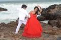 Srinivas, Tashu Kaushik in Gola Srinu Telugu Movie Stills