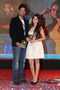 Rejith Menon, Trishala Shah @ Golden Chance Movie Audio Launch Stills