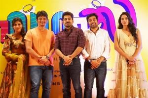 Payal Rajput, Jiiva, Vijay Antony, Mirchi Shiva, Tanya Hope @ Golmaal Movie Launch Stills