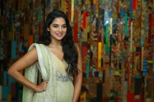 Actress Tanya Hope @ Golmaal Movie Launch Stills