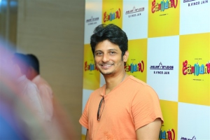 Actor Jiiva @ Golmaal Movie Launch Stills