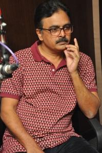 Lyricist Chaitanya Prasad @ Good Bad Ugly Movie Ishtam Song Launch at Red FM Photos