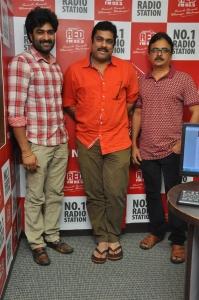 Harshavardhan, Chaitanya Prasad @ Good Bad Ugly Movie Ishtam Song Launch at Red FM Photos
