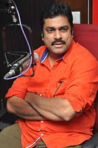Director Harshavardhan @ Good Bad Ugly Movie Ishtam Song Launch at Red FM Photos
