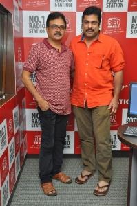 Chaitanya Prasad, Harshavardhan @ Good Bad Ugly Movie Ishtam Song Launch at Red FM Photos