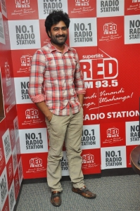 Actor Murali Krishna @ Good Bad Ugly Movie Ishtam Song Launch at Red FM Photos