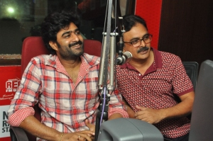 Murali Krishna, Chaitanya Prasad @ Good Bad Ugly Movie Ishtam Song Launch at Red FM Photos