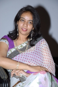 MM Srilekha at Good Morning Audio Release Function Photos