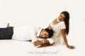 Uday, Prakruti in Good Morning Telugu Movie Stills