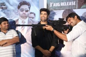 Adivi Sesh, Nani @ Goodachari Movie Trailer Launch Photos