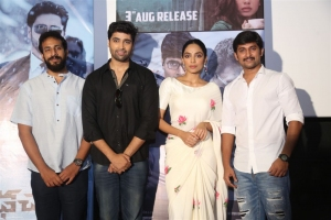 Sashi Kiran Tikka, Adivi Sesh, Sobhita Dhulipala, Nani @ Goodachari Movie Trailer Launch Photos