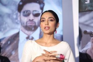 Sobhita Dhulipala @ Goodachari Movie Trailer Launch Photos