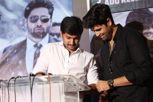Nani, Adivi Sesh @ Goodachari Movie Trailer Launch Photos