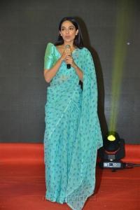 Heroine Sobhita Dhulipala @ Goodachari Movie Pre Release Event Stills