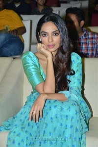 Actress Sobhita Dhulipala @ Goodachari Movie Pre Release Event Stills