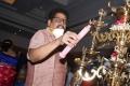 KS Ravikumar @ Google Kuttappan Movie Pooja Stills