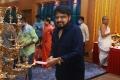 Vikraman @ Google Kuttappan Movie Pooja Stills