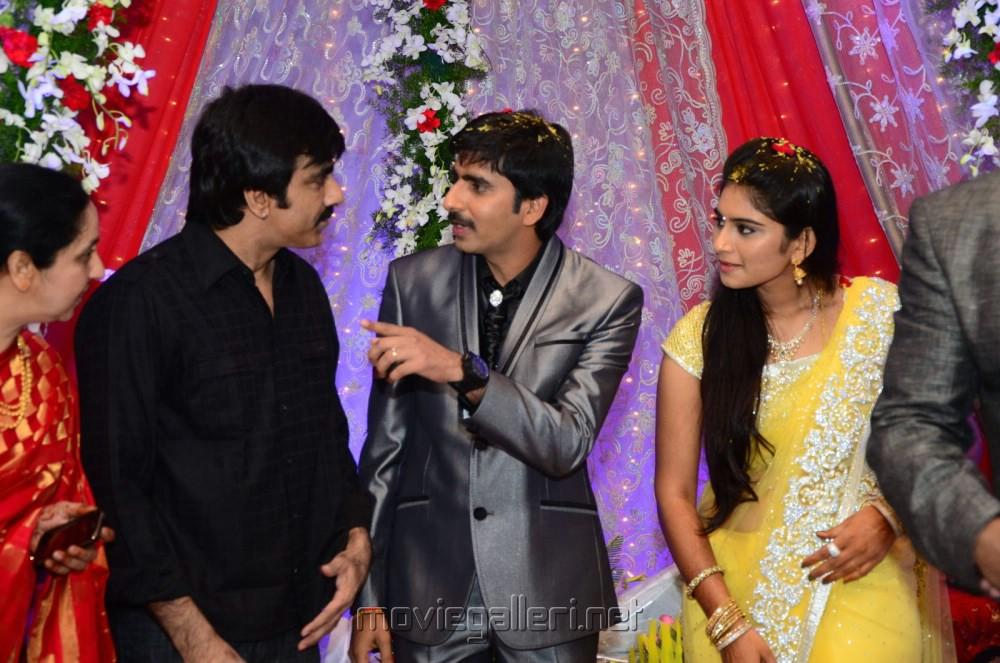 Ravi Teja Marriage Photos Www Pixshark Com Images
