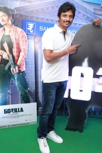 Jiiva @ Gorilla Movie Audio Launch Stills