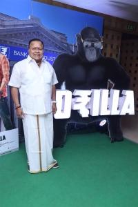 Radha Ravi @ Gorilla Movie Audio Launch Stills