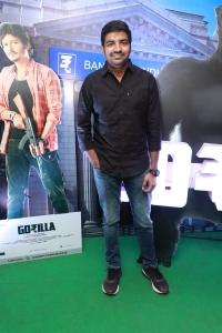 Sathish @ Gorilla Movie Audio Launch Stills