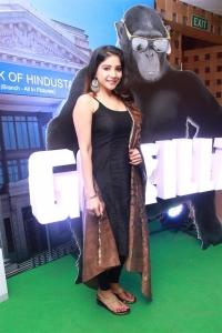 Sakshi Agarwal @ Gorilla Movie Audio Launch Stills