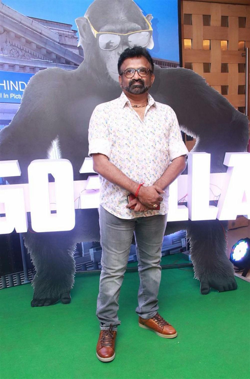 T Siva @ Gorilla Movie Audio Launch Stills