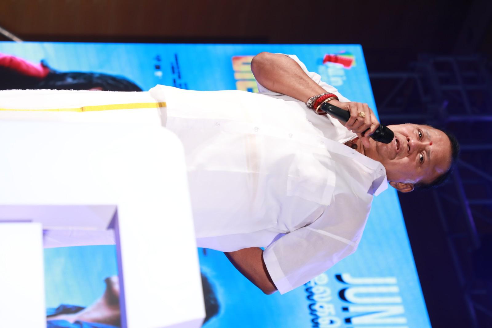 Radharavi @ Gorilla Movie Audio Launch Stills