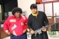 Yogi Babu, Jiiva in Gorilla Movie Stills HD