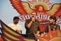 Nagababu at Gouravam Audio Launch at IPL Match Photos
