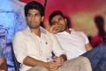 Allu Sirish, Ram Charan at Gouravam Movie Trailer Launch Photos