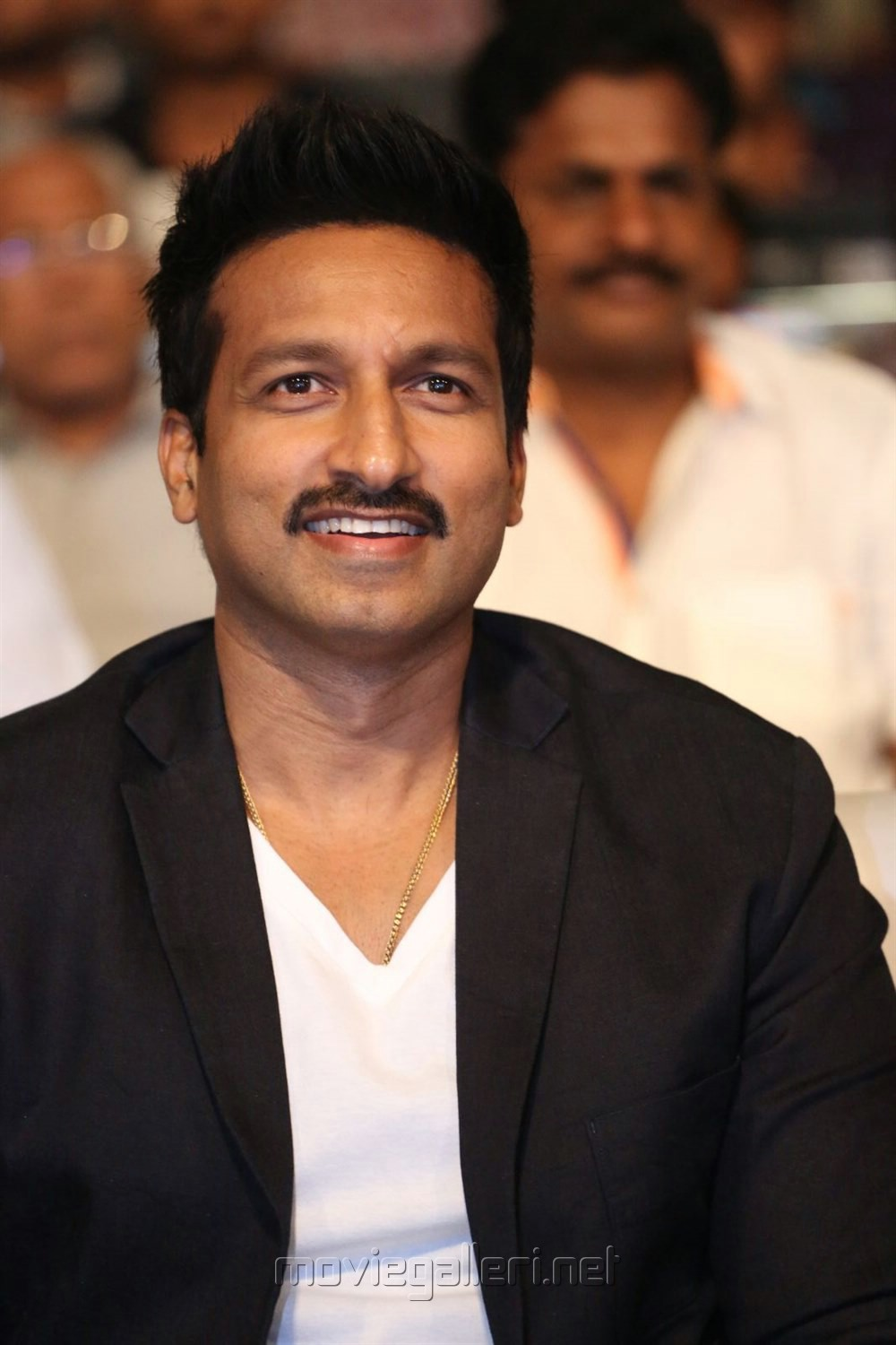 Actor Gopichand @ Goutham Nanda Audio Launch Stills