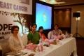 Breast Cancer Awareness book release stills
