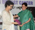 Gouthami, Preetha Reddy @ Breast Cancer Awareness book release