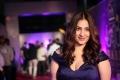Telugu Actress Gowri Munjal Photos in Blue Dress