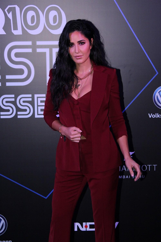 Actress Katrina Kaif @ GQ Best Dressed Awards 2019 Red Carpet Stills