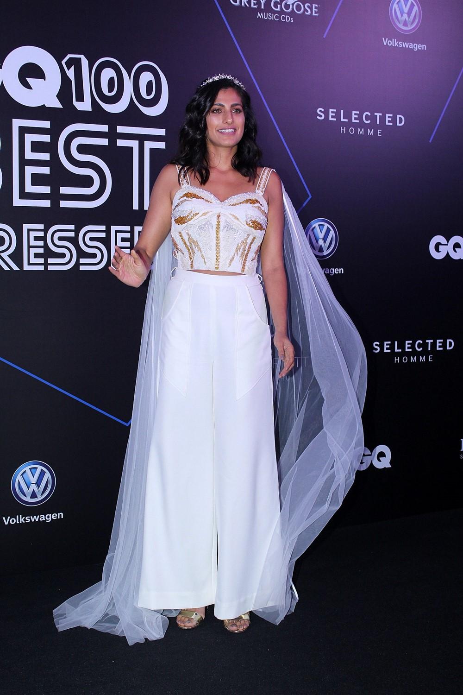 Actress Kubbra Sait @ GQ Best Dressed Awards 2019 Red Carpet Stills