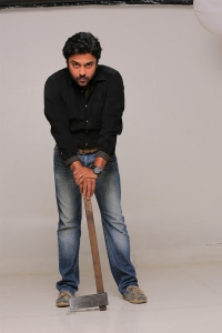 Actor Chandran in Graghanam Movie Stills