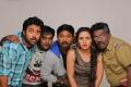 Chandran, Karunakaran, Kreshna, Nandini Rai, Karunas in Graghanam Movie Stills