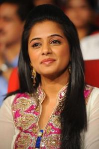 Actress Priyamani at Greeku Veerudu Movie Audio Release Stills